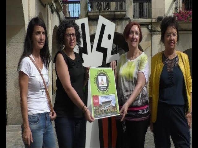 Macri Garcia Barrosek irabazi du ekaineko Ezetz Jakin lehiaketa