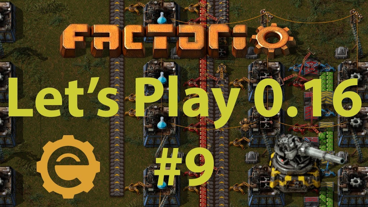 Factorio 0.16 Letu0027s Play #9   Red Circuits And Blue Science Packs