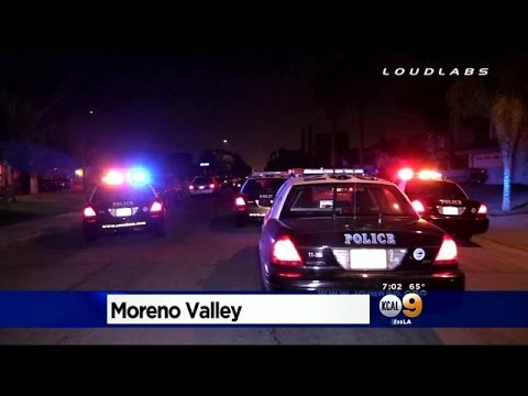 7 Shot During Moreno Valley House Party