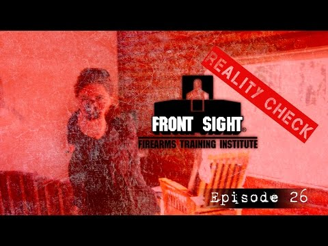 Front Sight   Reality Check Episode 26   CCW Shootings   Conceal and Carry Training