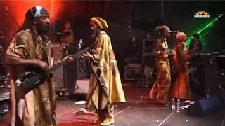 "TIKEN JAH FAKOLY   [ CI / FR ]  "" Francafrigue ""- Live @ Ostróda Reggae Festival 2009 / Poland"