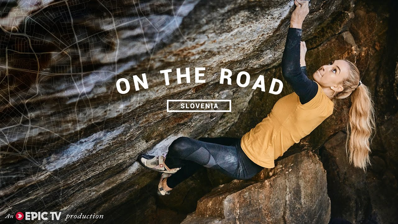 Bet You Didn't Know Bouldering In Slovenia Was This Good  | On The Road Ep.1