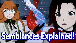 All Rwby Semblances Explained! (Volumes 1-8)