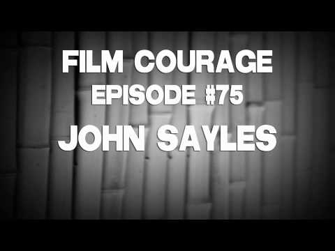 Filmmaker John Sayles on his rejection of a standard 9-5 job in order to write