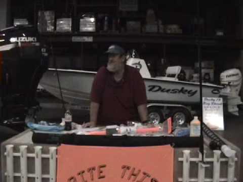BOUNCER SMITH FISHING SEMINAR  PART 7/10