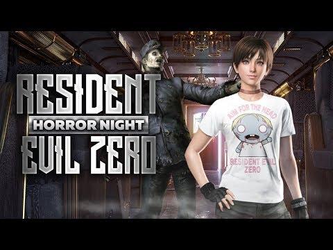 ???? Прохождение Resident Evil 0 ZERO HD Remaster на русском Хоррор найт - Horror night Обитель зла