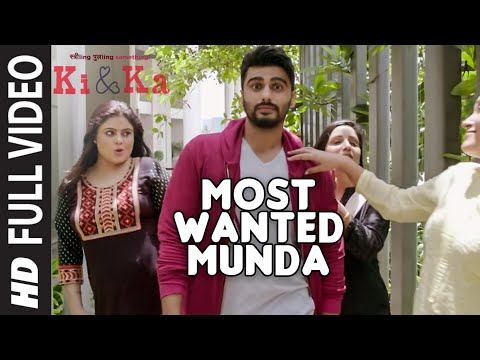 MOST WANTED MUNDA Full Video Song | Arjun Kapoor, Kareena Kapoor | Meet Bros, Palak Muchhal