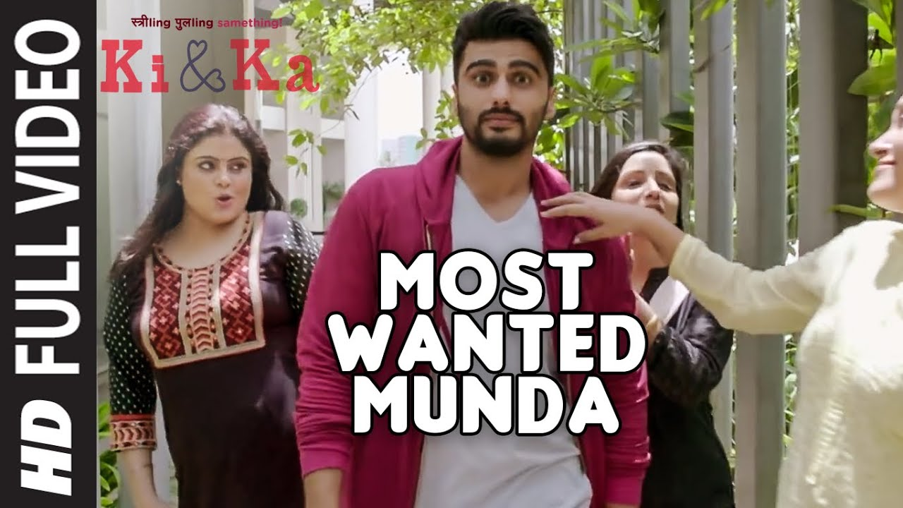 Kabir Most Wanted Munda Lyrics