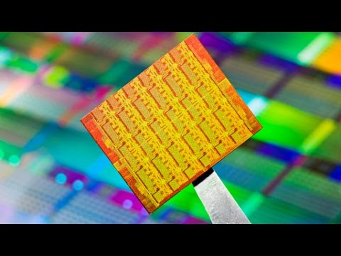 10 NANOMETRE CHIPS ENTER MASS PRODUCTION IN 2017 -BrosTV