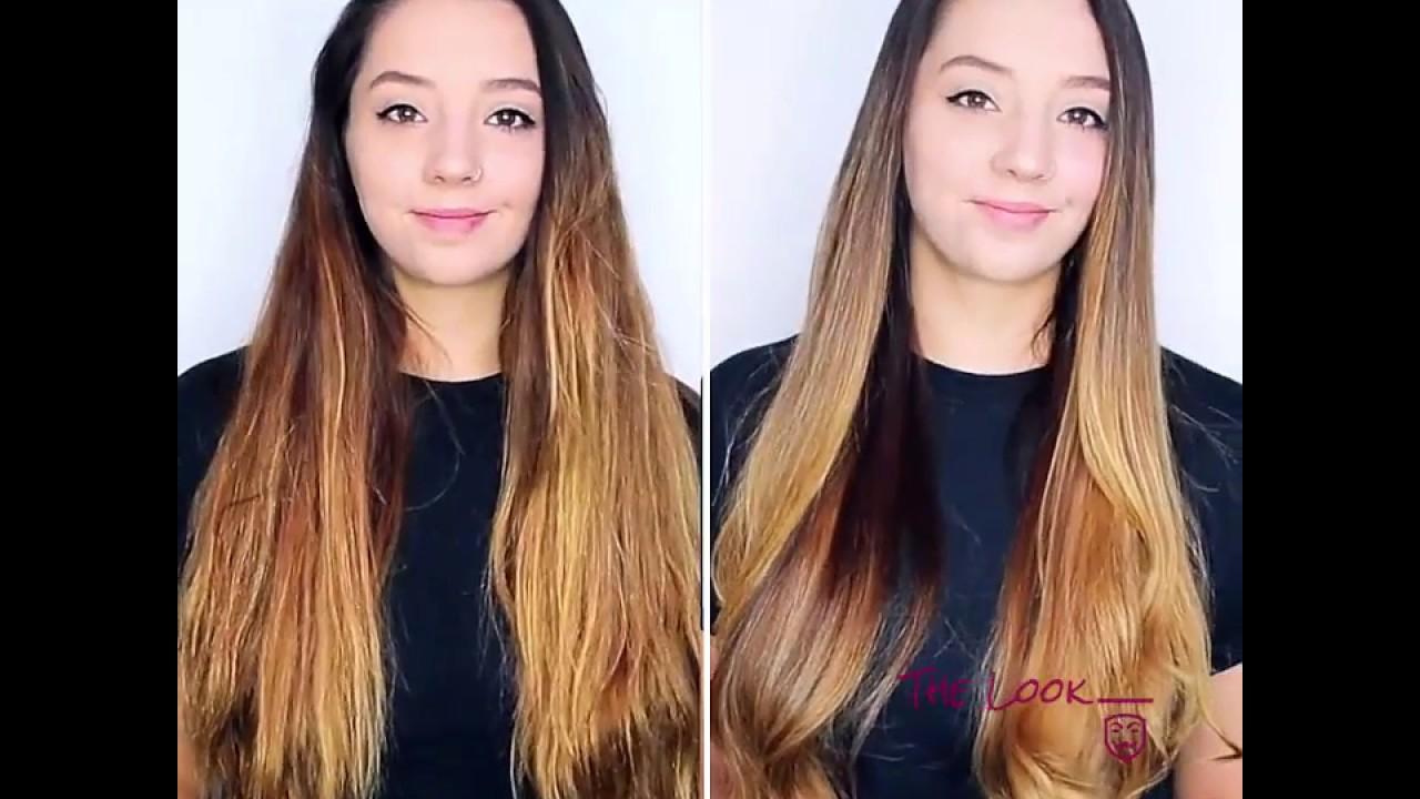 new hairstyle for girls | hair style girls 2018 | simple hair style