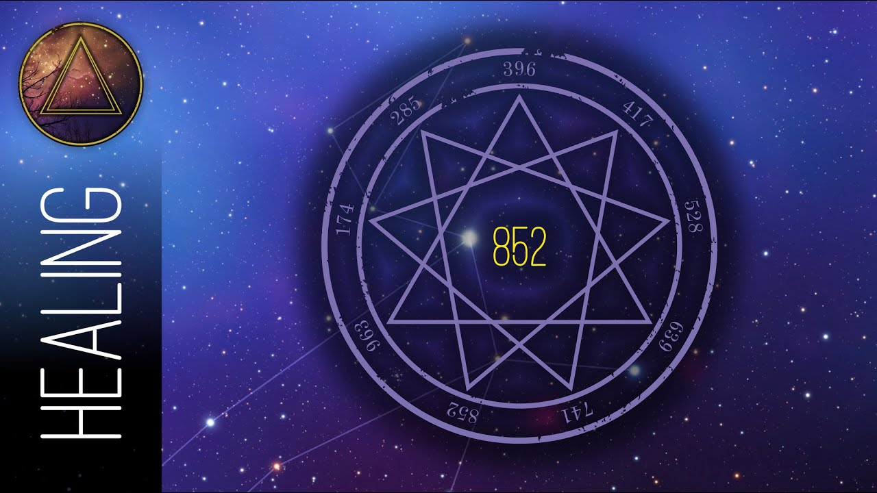 852 hz solfeggio frequencies connect to higher self u0026 spiritual