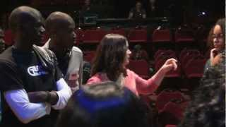 [VIDEO EXCLU] GOSPEL PRAISE FAMILY à la HALLE AUX GRAINS - Backstage Session !!