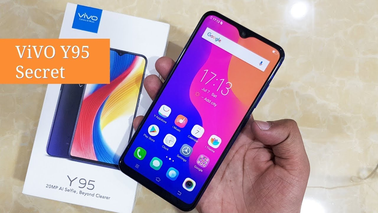 Vivo Y95 SECRET | Vivo Y95 Tips Tricks & best Features