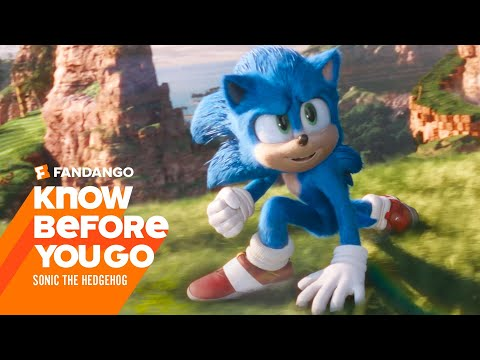 Play Know Before You Go: Sonic the Hedgehog | Movieclips Trailers