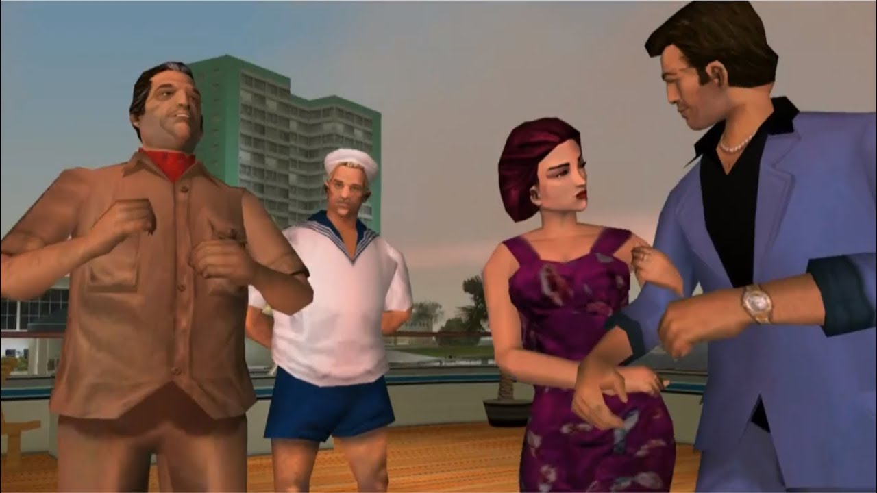 Download The Party - GTA: Vice City Mission #3