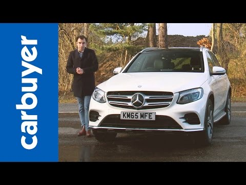 Mercedes GLC SUV 2016 review - Carbuyer