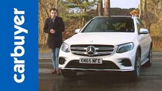 Mercedes GLC SUV 2016 review - Carbuyer(, 2016-02-05T19:10:39.000Z)