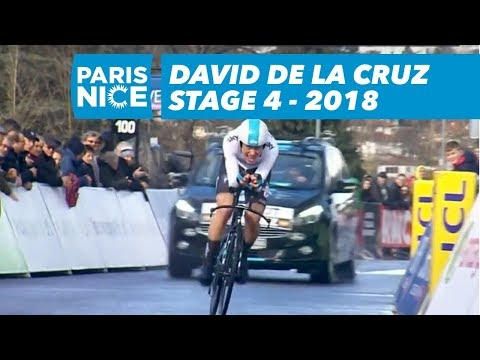 David de la Cruz - Stage 4 - Paris-Nice 2018