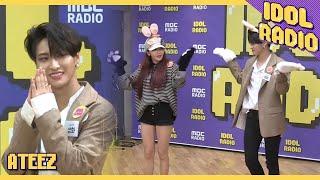 [IDOL RADIO] ATEEZ ♥Girl Group Dance Medly♥