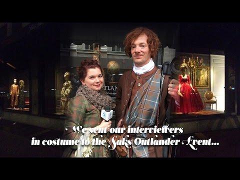 Terry Dresbach, Outlander Costume Designer on the OutlanderxSaks Red Carpet
