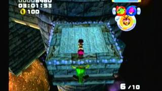 Sonic Heroes - Team Chaotix - Stage 11: Hang Castle (A-Rank)