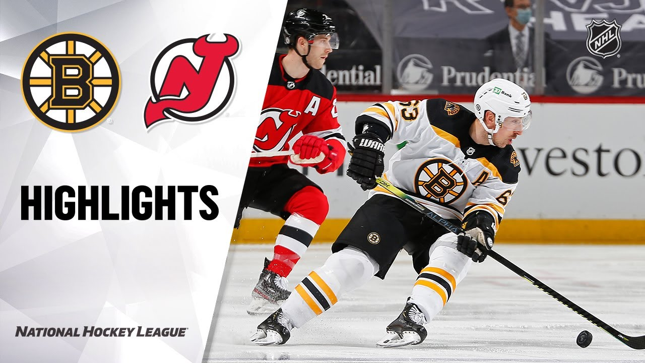 Need to Know: Bruins at Devils