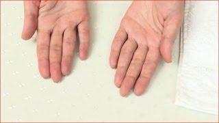 видео Чем отмыть супер клей от рук и пальцев?