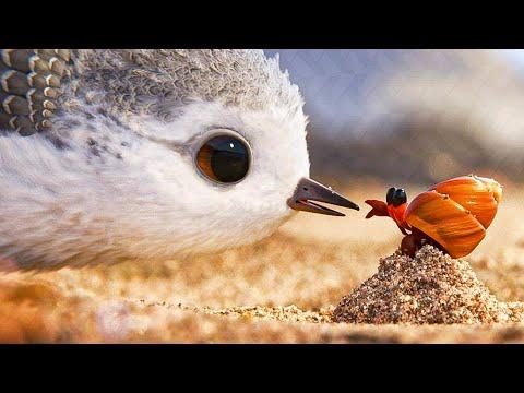 PIPER Teaser Trailer (Pixar - 2016)