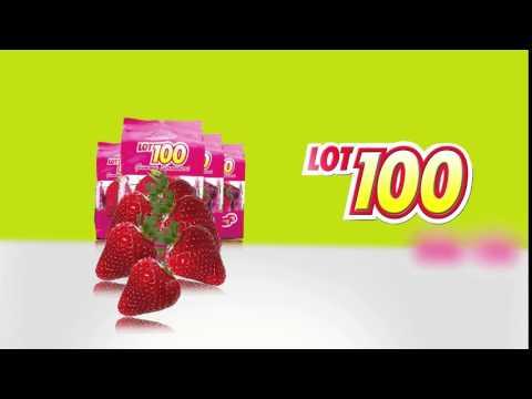 Lot 100  15 giay