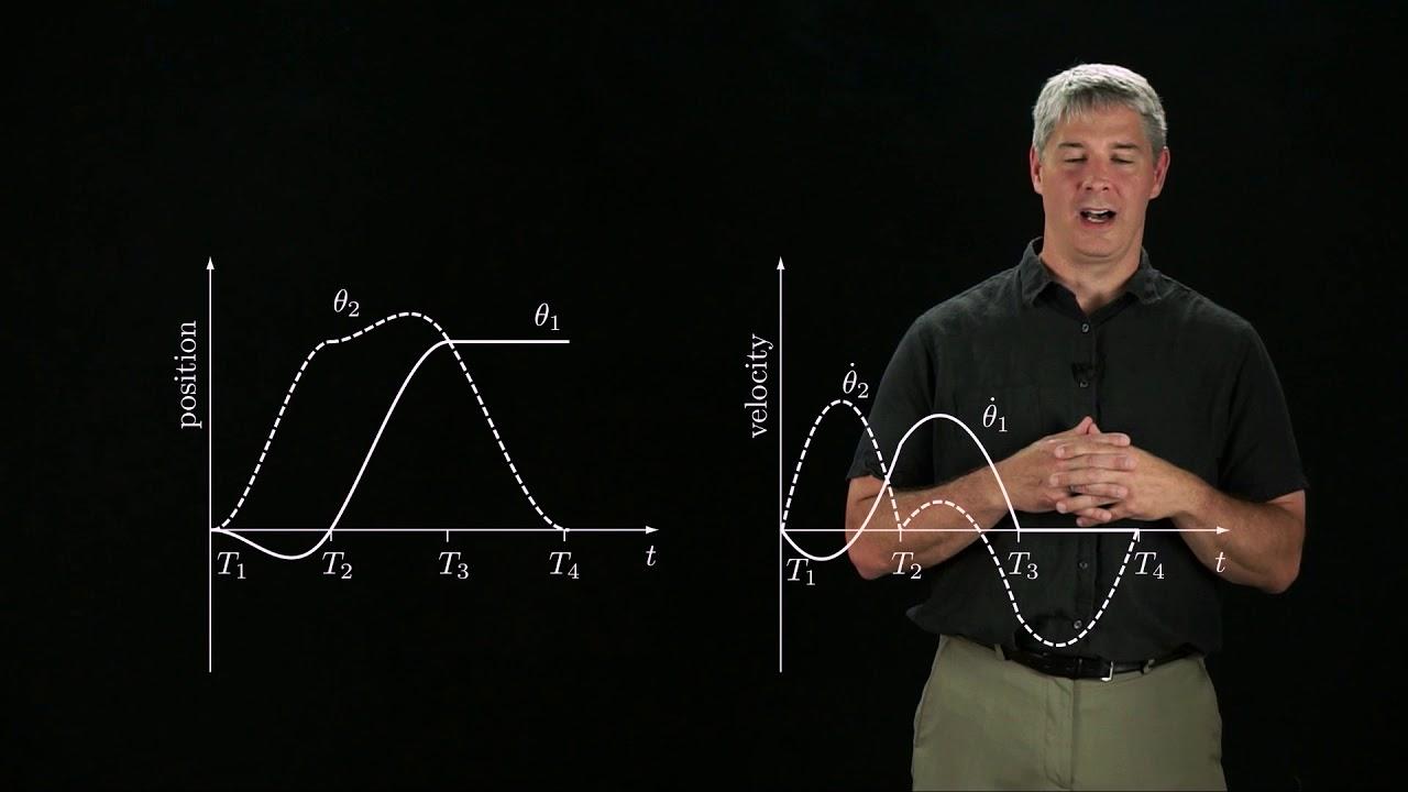 Modern Robotics, Chapter 9 3: Polynomial Via Point Trajectories