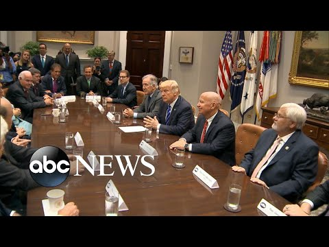 Trump faces health care loss, Puerto Rico backlash