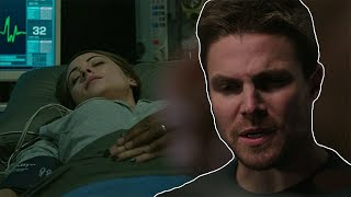 Arrow Season 4 Episode 13 Trailer Breakdown - Is Thea Going to Die?