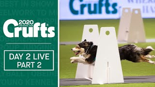 Crufts 2020 Day 2 Live  Part 2
