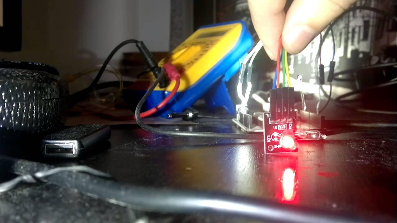 Magic Light Cup Arduino Compatible Module Youtube