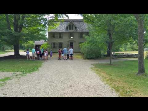 THE OLD MANSE, CONCORD, MA