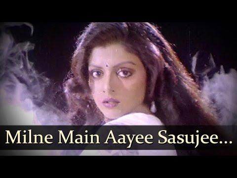 Milne Main Aayee Sasujee - Govinda - Bhanu Priya - Bhabhi - Alka Yagnik - Anu Malik - Funny Songs