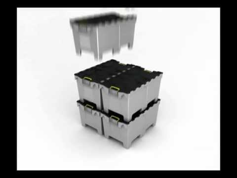 CSI Lifecycle Services asset disposals secure collection method. Hog Box 1