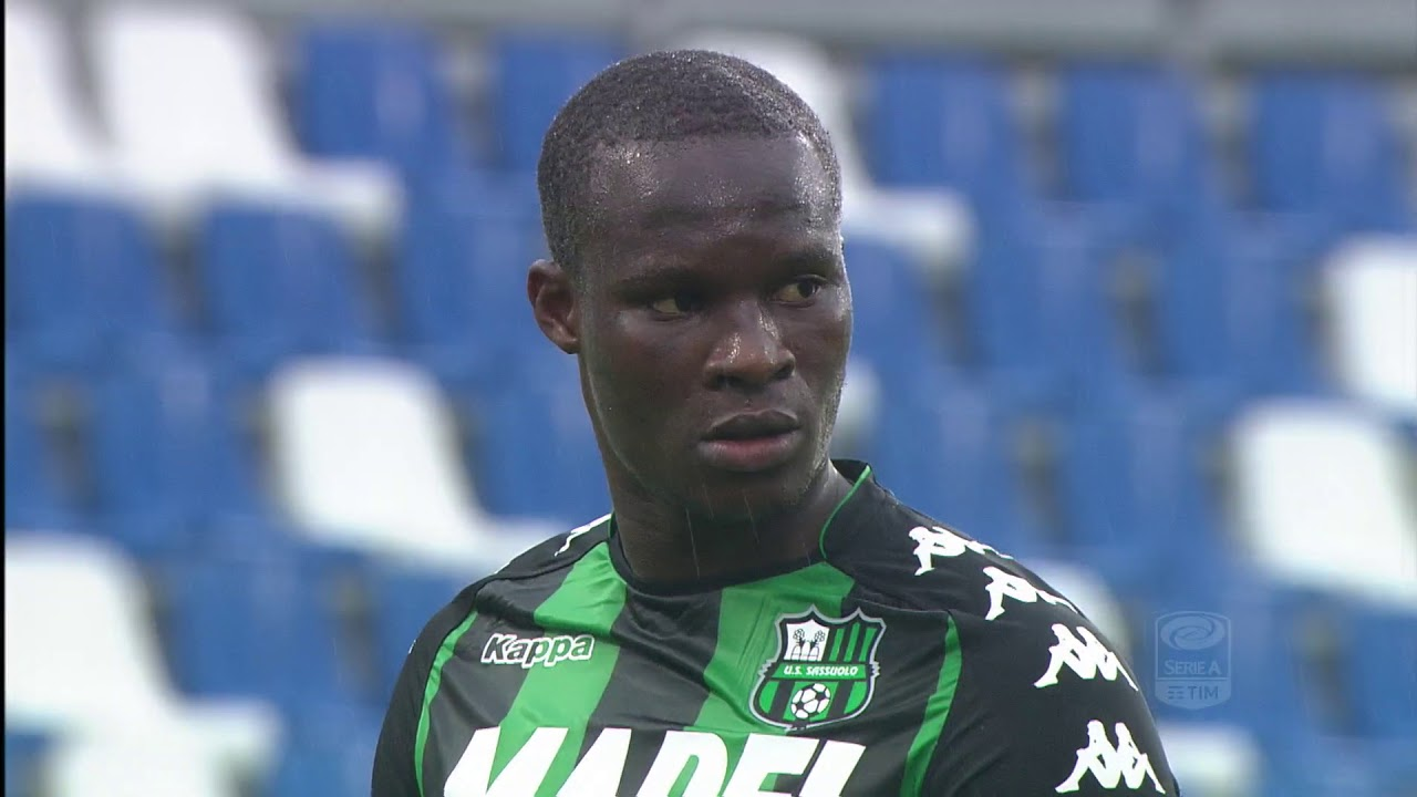Il gol di Babacar - Sassuolo - Spal 1-1 - Giornata 28 - Serie A TIM 2017/18  - YouTube