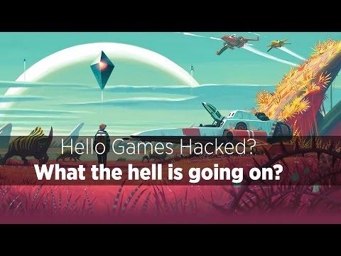 Hello Games Hacked?