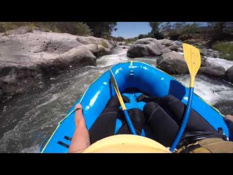 Rafting the Rio Chili - Arequipa Peru 2016
