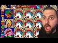 High Limit ENCHANTED UNICORN Slot Machine BIG WIN | Live High Limit Slot Play At Casino