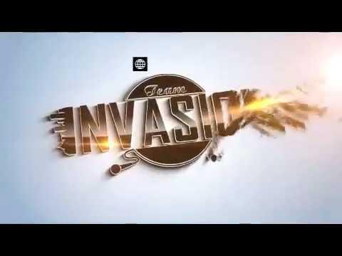 Dj Dela - Dancehall Invasion