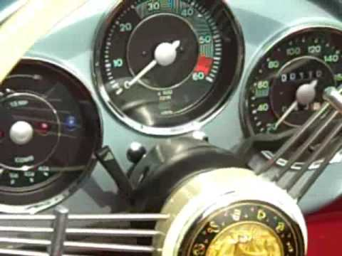 1955 porsche 550 spyder replica youtube