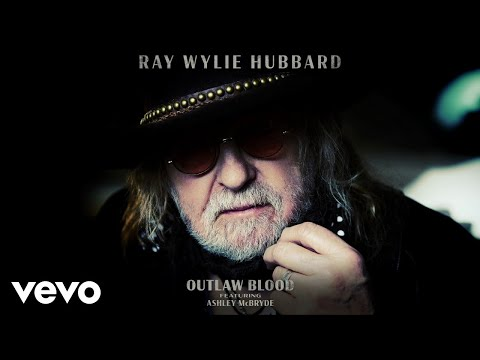 "Ray Wylie Hubbard estrena ""Outlaw Blood"", con (e inspirado por) Ashley McBryde"