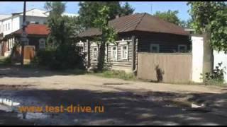 Skoda Octavia Scout 2008 - тест-драйв в Москве