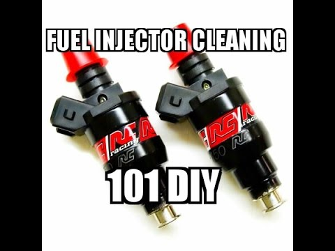 Fuel injector cleaning 101 diy youtube solutioingenieria Image collections