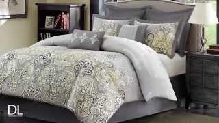 Orrissa 8 Piece Comforter Set by Madison Park