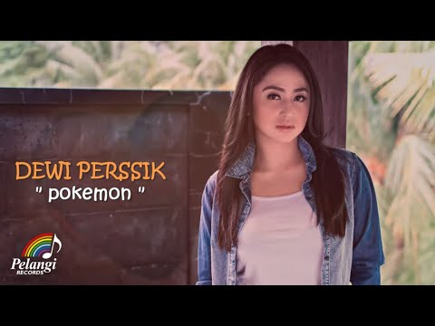 Lagu Video Dangdut - Dewi Perssik - Pokemon   Lyric Video  Terbaru