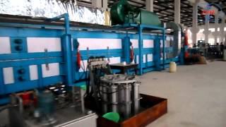 Zhongji Pu Sandwich Panel Machine