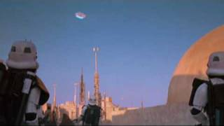 Star Wars / A-Team opening